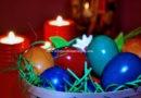Pintar y decorar huevos de Pascua
