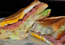 Sandwich de pollo estilo burguer